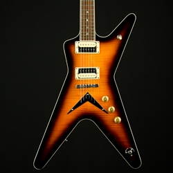 Dean ML79TBZ – ML '79 Flame Top Electric Guitars, Transparent Brazilia Burst