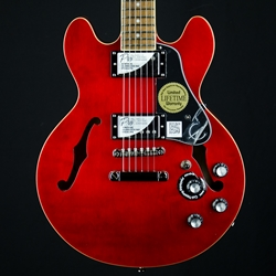 Epiphone ET33CHNH1 ES-339 Pro Semi-Hollowbody Electric Guitar, Cherry Finish