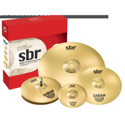 Sabian SBR Bright Performance Box Set SBR5003BR2