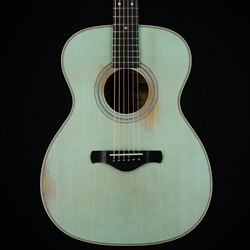 Ibanez Artcore Vintage AVC11MH Acoustic Guitar, Antique Surf Green AVC11MH-ASG