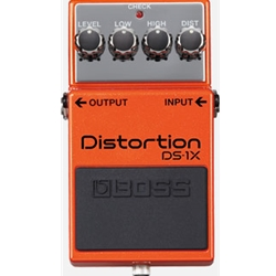 Boss DS-1X Distortion Pedals DS1X