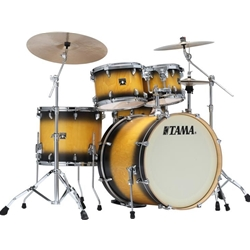 Tama Superstar Classic 5-piece Exotic Shell Pack - Lacebark Pine CL52KSPBBP