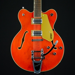 Gretsch G5622T Electromatic Center Block Double-Cut with Bigsby in Orange Stain 2508200512