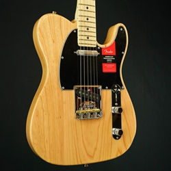 Fender American Pro Professional Telecaster, Maple Fingerboard, Natural Ash 0113062721