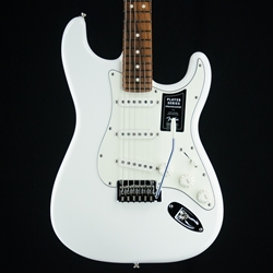 Fender Player Stratocaster, Pau Ferro Fingerboard, Polar White 0144503515