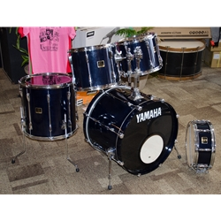 "90's Yamaha Stage Custom 5 Piece Drum Sets, 22"" 12"" 13"" 16"" & 14"" Snare UYSC5PC"