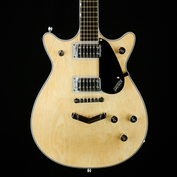 Gretsch G5222 Electromatic Double Jet BT with V-Stoptail, Laurel Fingerboard, Aged Natural  2509310521