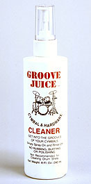 Pro Mark Groove Juice - Cymbal Cleaner GJCC