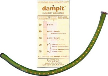 Guitar Dampit Humidifier 1390GH