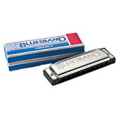 Hohner Blues Band Harp Key of C HH1501