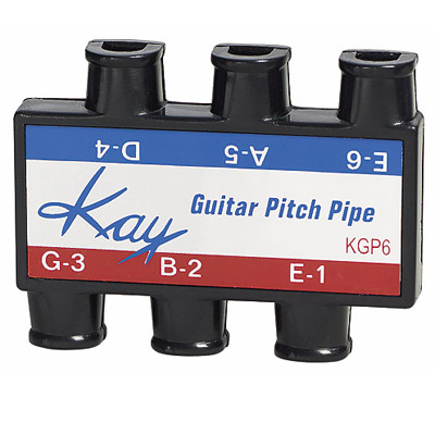 Kay Guitar Pitch Pipe GP6P