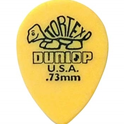 Dunlop Small Tear Drop Pick .73 - Each 423R73