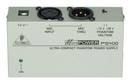 Behringer PS400 Phantom Power Suply Box