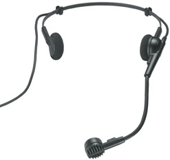 Audio Technica AT PRO 8  headset mic for wireless PRO8HECW