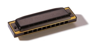 Hohner Pro Harp Harmonica - Clearance 562
