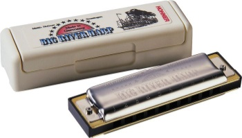 Hohner Big River Harmonica (available in several keys) 590