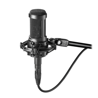 Audio Technica AT2050 Multi-pattern side address studio condensor mic