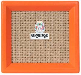 Orange Micro Crush 3 Watt Portable Amp MICROCRUSH