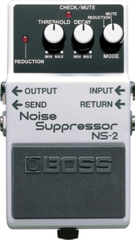 Boss NS-2 Noise Suppressor Pedal NS2