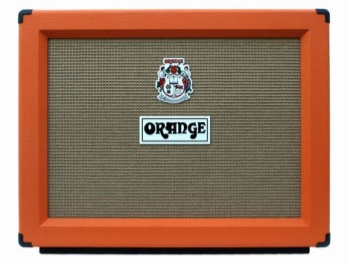 Orange 2x12 Cabinet (Celestion Vintage 30 Loaded) PPC212-OB